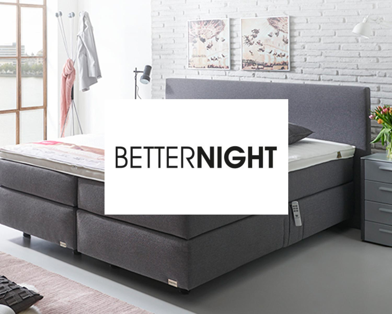 Better Night matras kopen online